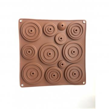 Silicone Chocolate Tray
